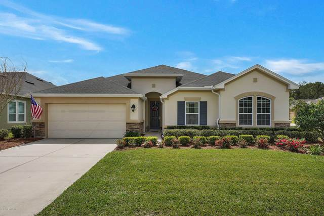 16 Magnolia Beach Trl, Ponte Vedra, FL 32081 (MLS #1046656) :: The DJ & Lindsey Team