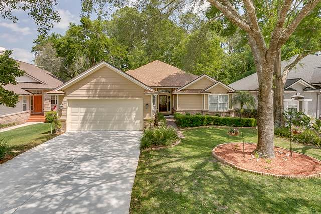 1540 Stonebriar Rd, GREEN COVE SPRINGS, FL 32043 (MLS #1046807) :: The Every Corner Team