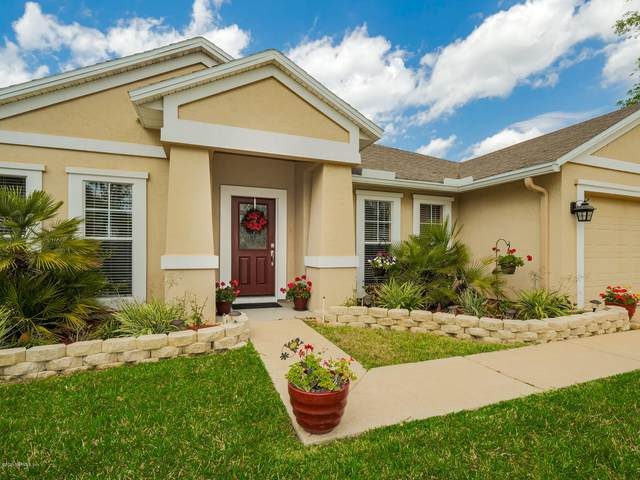 1812 E Willow Branch Ln, St Augustine, FL 32092 (MLS #1046871) :: 97Park