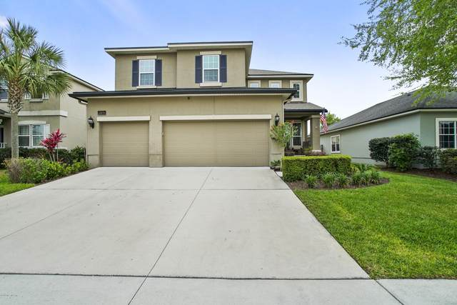 2875 Woodbridge Crossing Ct, GREEN COVE SPRINGS, FL 32043 (MLS #1046880) :: The DJ & Lindsey Team
