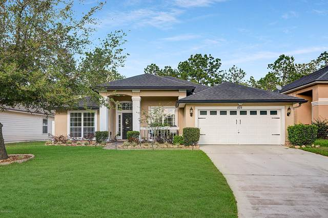 829 Stallion Way, Orange Park, FL 32065 (MLS #1046919) :: The Hanley Home Team