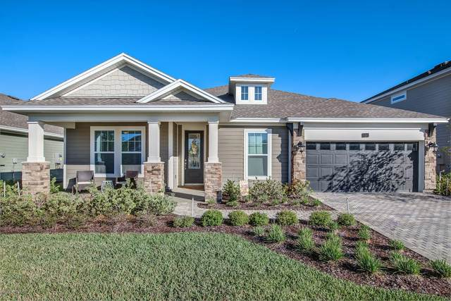 61 Woodsong Ln, St Augustine, FL 32092 (MLS #1047022) :: The Hanley Home Team