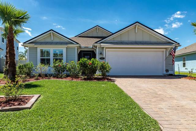 440 Ocean Cay Blvd, St Augustine, FL 32080 (MLS #1047047) :: CrossView Realty