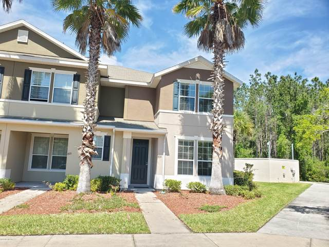 625 Oakleaf Plantation Pkwy #616, Orange Park, FL 32065 (MLS #1047078) :: Summit Realty Partners, LLC