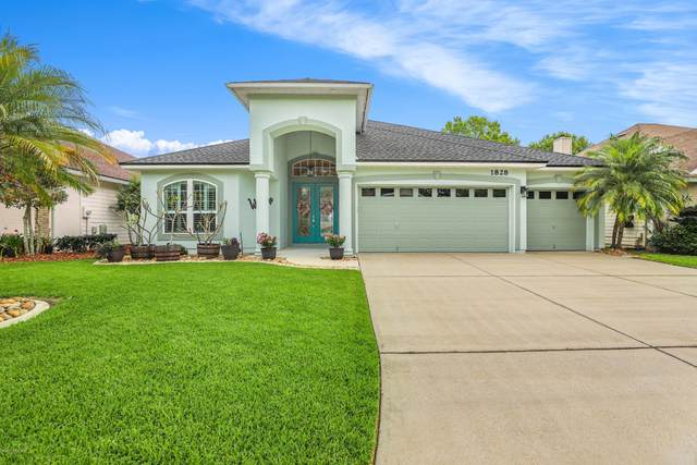1828 Chatham Village Dr, Fleming Island, FL 32003 (MLS #1047107) :: The Perfect Place Team