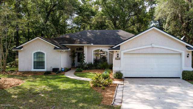 278 Turtle Dove Dr, Orange Park, FL 32073 (MLS #1047138) :: The DJ & Lindsey Team