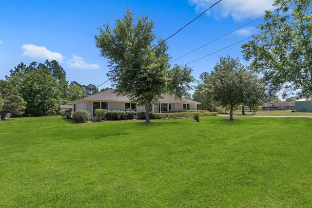 2825 Seminole Village Dr, Middleburg, FL 32068 (MLS #1047154) :: Berkshire Hathaway HomeServices Chaplin Williams Realty