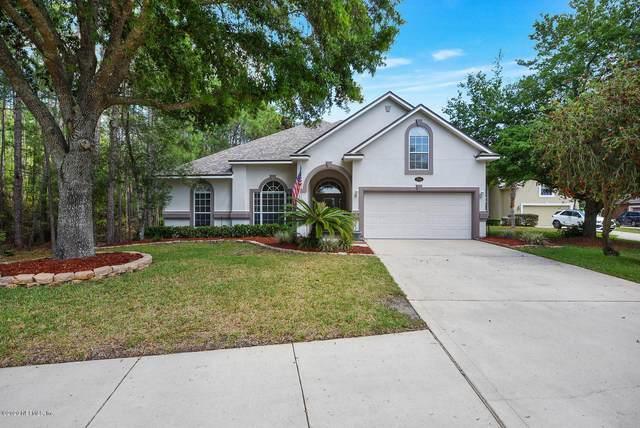966 Garrison Dr, St Augustine, FL 32092 (MLS #1047233) :: Bridge City Real Estate Co.