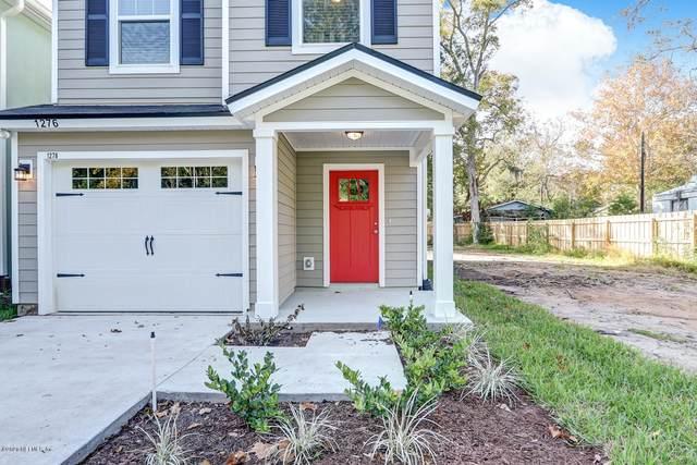 1300 Lake Shore Blvd, Jacksonville, FL 32205 (MLS #1047248) :: CrossView Realty