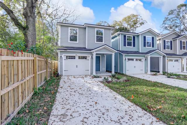 1308 Lake Shore Blvd, Jacksonville, FL 32205 (MLS #1047252) :: The Hanley Home Team