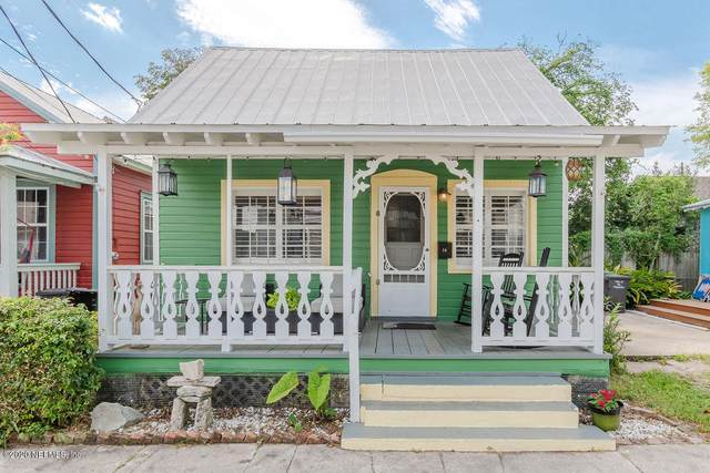 76 Abbott St, St Augustine, FL 32084 (MLS #1047274) :: Memory Hopkins Real Estate