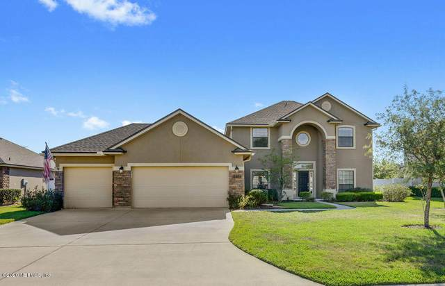 1737 N Cappero Dr, St Augustine, FL 32092 (MLS #1047289) :: CrossView Realty