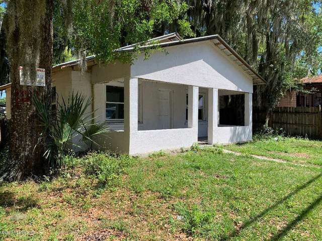 120 Cedar St, Crescent City, FL 32112 (MLS #1047302) :: Memory Hopkins Real Estate