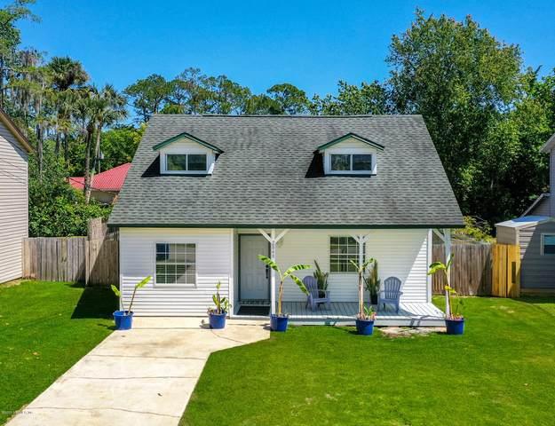 2848 N 3RD St, St Augustine, FL 32084 (MLS #1047327) :: Ponte Vedra Club Realty