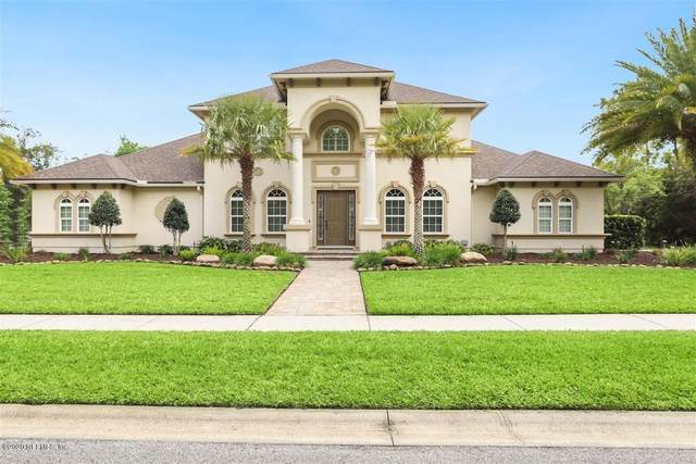 616 Santa Teresa Ct, St Augustine, FL 32095 (MLS #1047336) :: The Volen Group | Keller Williams Realty, Atlantic Partners