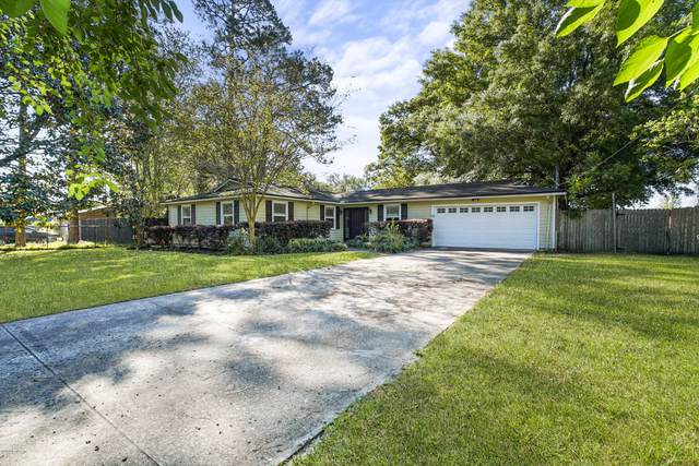 8438 Old Plank Rd, Jacksonville, FL 32220 (MLS #1047355) :: Noah Bailey Group