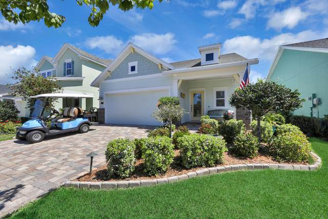 278 Park Lake Dr, Ponte Vedra, FL 32081 (MLS #1047363) :: The DJ & Lindsey Team