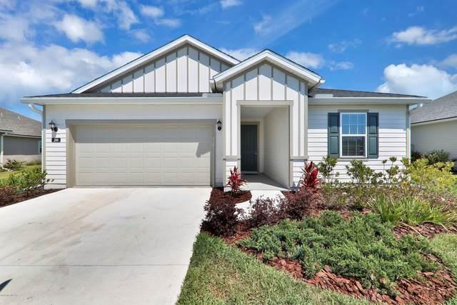284 Vivian James Dr, St Augustine, FL 32092 (MLS #1047441) :: EXIT Real Estate Gallery