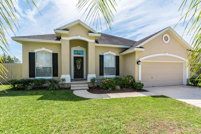 105 Moultrie Crossing Ln, St Augustine, FL 32086 (MLS #1047587) :: Berkshire Hathaway HomeServices Chaplin Williams Realty