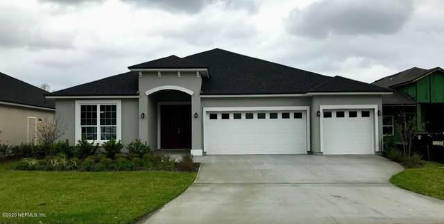 1013 Laurel Valley Dr, Orange Park, FL 32065 (MLS #1047588) :: The Hanley Home Team