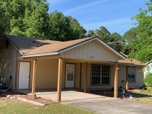 86055 Spring Meadow Ave, Yulee, FL 32097 (MLS #1047670) :: Military Realty