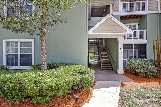 7701 Timberlin Park Blvd #712, Jacksonville, FL 32256 (MLS #1047689) :: Military Realty
