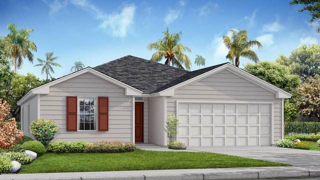 2005 Pebble Point Dr, GREEN COVE SPRINGS, FL 32043 (MLS #1047725) :: CrossView Realty