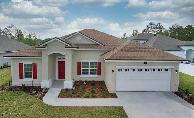 353 Deerfield Meadows Cir, St Augustine, FL 32086 (MLS #1047800) :: CrossView Realty