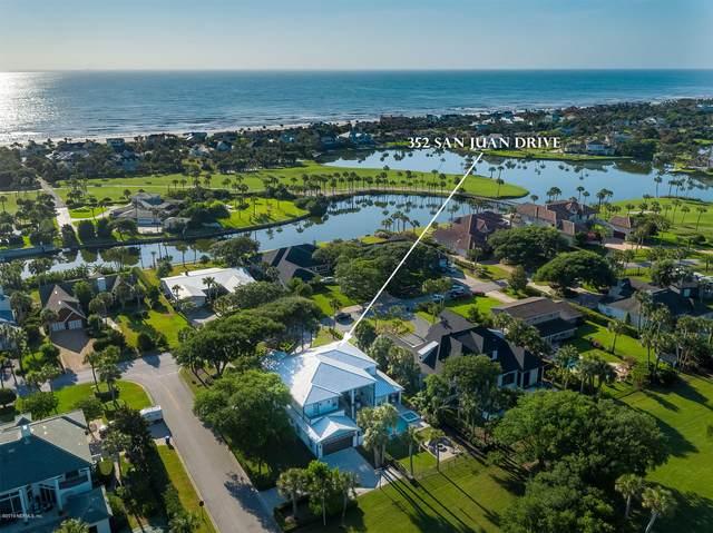 352 San Juan Dr, Ponte Vedra Beach, FL 32082 (MLS #1047807) :: Noah Bailey Group