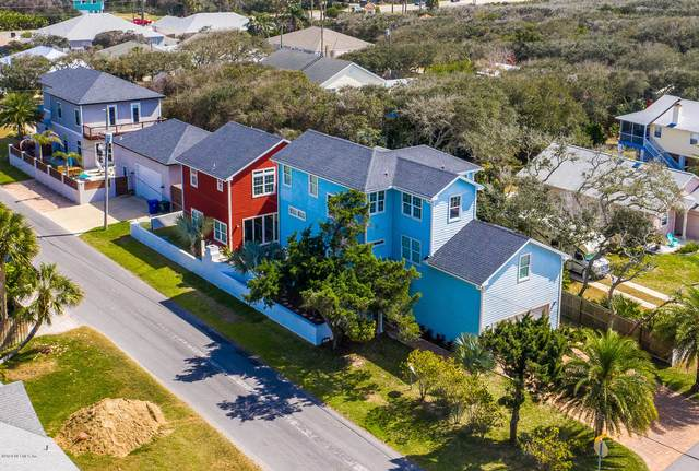 6600 Brevard St, St Augustine, FL 32080 (MLS #1047833) :: 97Park
