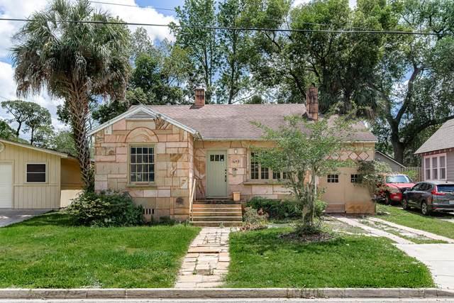 1640 Mitchell Ave, Jacksonville, FL 32207 (MLS #1047912) :: The Hanley Home Team
