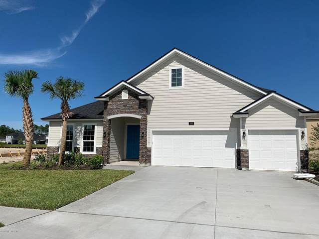 1043 Laurel Valley Dr, Orange Park, FL 32065 (MLS #1047956) :: EXIT Real Estate Gallery