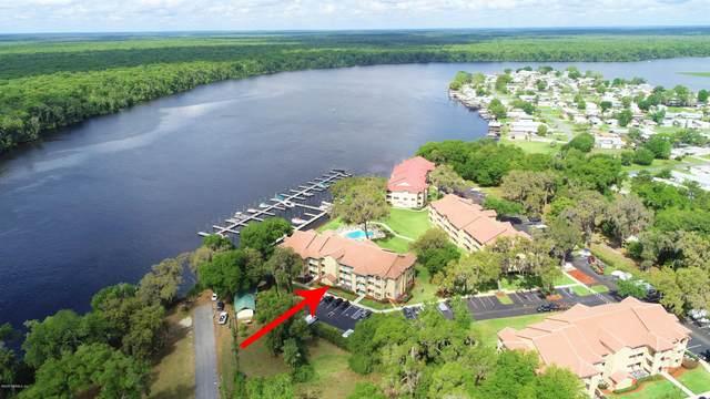 99 Broad River Pl #3303, Welaka, FL 32193 (MLS #1047976) :: Ponte Vedra Club Realty