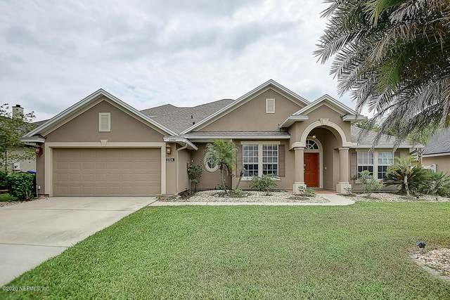 2704 N Portofino Rd, St Augustine, FL 32092 (MLS #1048096) :: Bridge City Real Estate Co.
