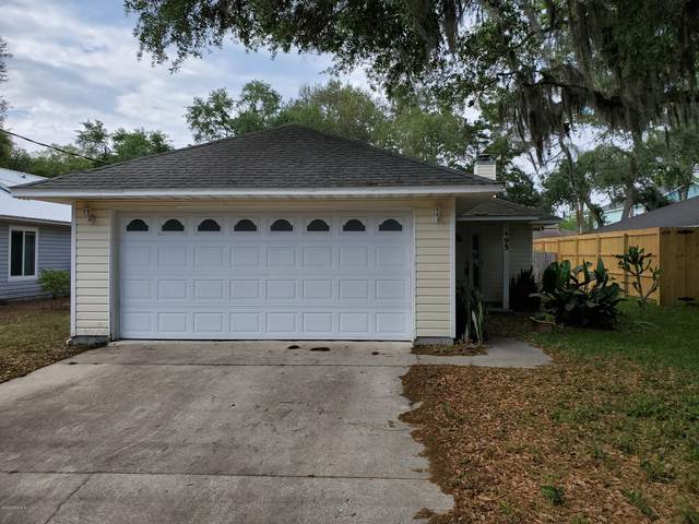 495 Pyrus St, St Augustine, FL 32080 (MLS #1048118) :: The Volen Group | Keller Williams Realty, Atlantic Partners