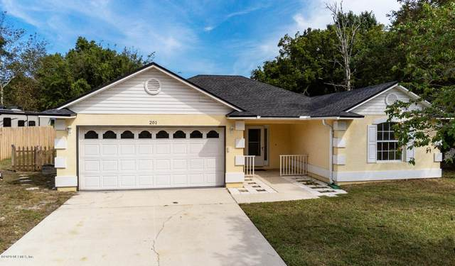 201 Warbler Rd, St Augustine, FL 32086 (MLS #1048194) :: The Volen Group | Keller Williams Realty, Atlantic Partners