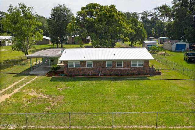 110 Silver Ct, Palatka, FL 32177 (MLS #1048199) :: EXIT Real Estate Gallery