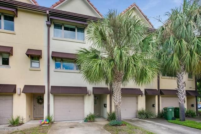 445 8TH Ave N D, Jacksonville Beach, FL 32250 (MLS #1048332) :: The Hanley Home Team