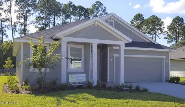 345 Crystal Lake Dr, St Augustine, FL 32084 (MLS #1048368) :: Homes By Sam & Tanya