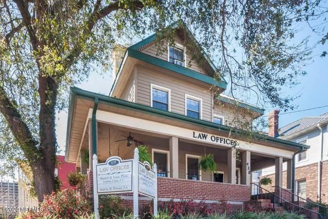 438 E Monroe St, Jacksonville, FL 32202 (MLS #1048386) :: Berkshire Hathaway HomeServices Chaplin Williams Realty