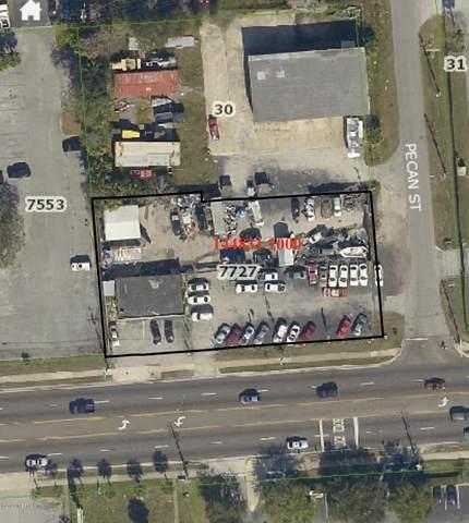 7727 Atlantic Blvd, Jacksonville, FL 32211 (MLS #1048460) :: The Hanley Home Team