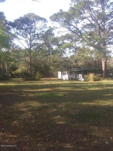 206 Yarbrough Rd, St Augustine, FL 32095 (MLS #1048482) :: Military Realty