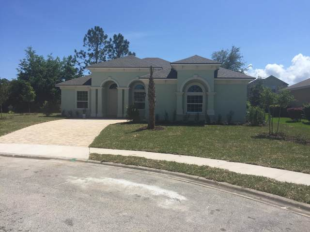 513 Caliente Pl, St Augustine, FL 32086 (MLS #1048489) :: The Newcomer Group