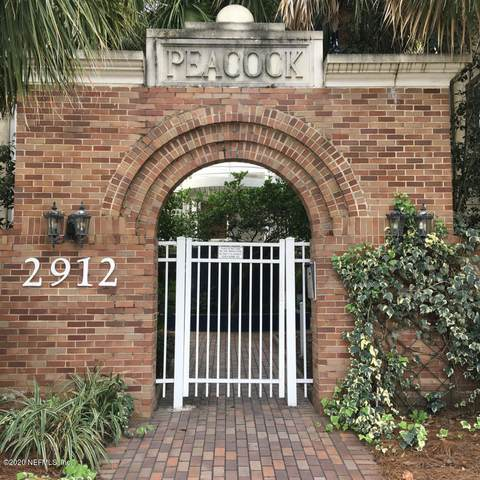 2912 St Johns Ave #8, Jacksonville, FL 32205 (MLS #1048622) :: Summit Realty Partners, LLC