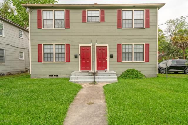 3205 Post St, Jacksonville, FL 32205 (MLS #1048894) :: The Hanley Home Team