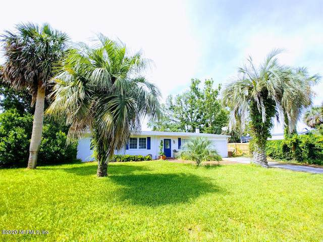 512 Davis St, Neptune Beach, FL 32266 (MLS #1048901) :: The Hanley Home Team
