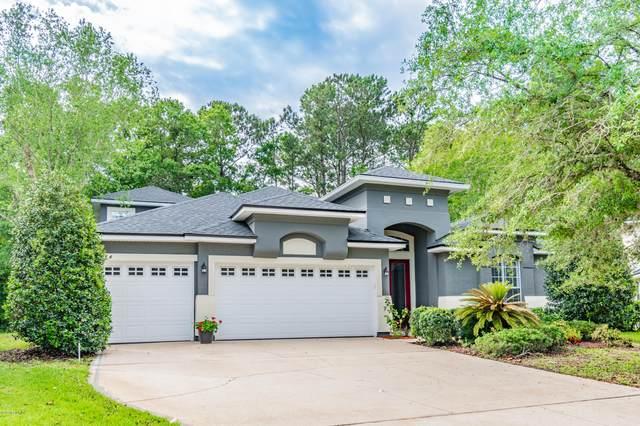 1384 Barrington Cir, St Augustine, FL 32092 (MLS #1048975) :: Memory Hopkins Real Estate