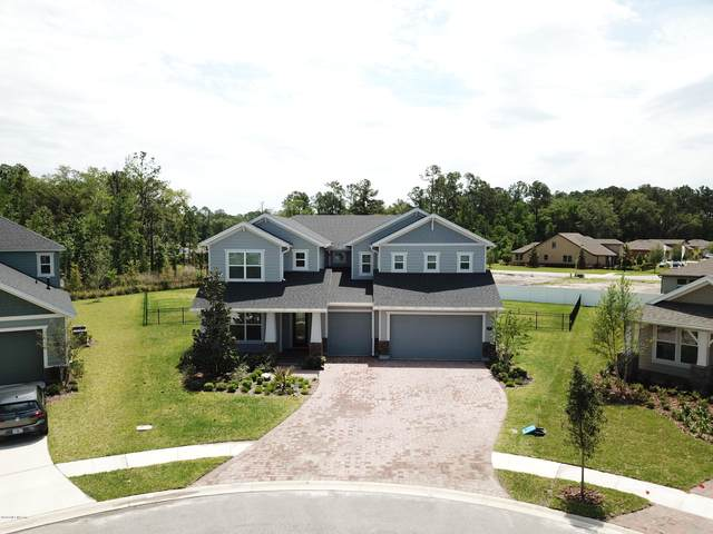 95 Almond Point, St Augustine, FL 32095 (MLS #1049148) :: Memory Hopkins Real Estate