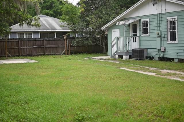 2112 NE 3RD Ave, Gainesville, FL 32641 (MLS #1049818) :: Berkshire Hathaway HomeServices Chaplin Williams Realty