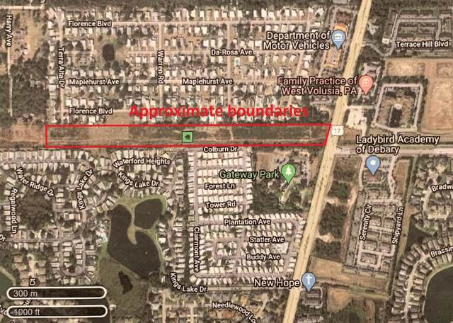 0 Us Highway 17-92, DEBARY, FL 32713 (MLS #1049954) :: CrossView Realty